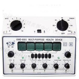 Image 1 - Electro akupunktur gerät nadel stimulator KWD 808 II 6 kanal ausgänge Schmerzen Relief Muscle Stimulator