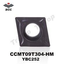 Бесплатная доставка zcc tool ccmt 09t304 hm ybc252 (10 шт/лот)