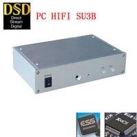 HiFi DSD XMOS ES9038PRO асинхронный USB декодер ЦАП Настольный усилитель для ПК с для наушников
