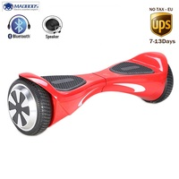 Huanxi Hoverboard Self Balance Scooters 6.5 Inch 700 W Stand Up Hoverboards Kick Electric Gyroscooter Bluetooth Smart Hoverboard