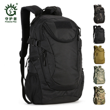 Waterproof 25L Molle Tactical Bag Mens Military Rucksack Nylon Climbing Bag Fishing Hiking Hunting Backpack For 14 Laptop