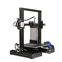 Hot Creality Ender 3 Pro DIY Kit 3D printer Large Size I3 mini Ender 3/Ender 3X Printer 3D Continuation Print Power Creality 3D