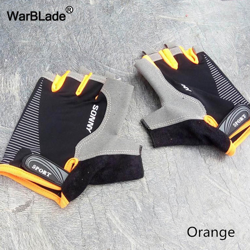 WarBLade Half Finger Gym Gloves Men Women Sports Wrist Gloves Gym Fitness Weight Lifting Exercise Multifunction Guantes Mujer