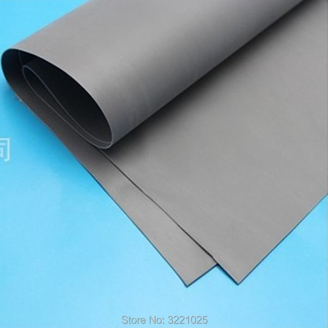 US $10 0 |ARSYLID Insulation Cloth Silicone cloth Thermal insulation gasket  0 23MM*30CM wide Thermal Pads-in Fans & Cooling from Computer & Office on