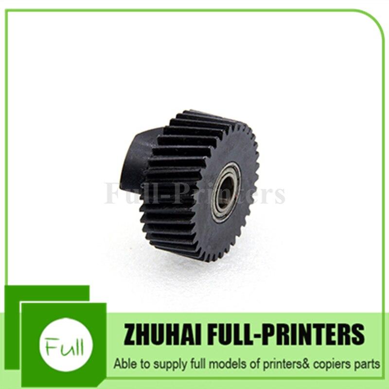 2 pcs novo compativel fuser drive gear 01