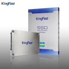 """Kingfast ultrafino del metal 2.5 """"SATA III SSD disco duro interno de 128 GB 256 GB 512 GB 1 TB con caché SATA3 6 Gbps para ordenador portátil y de escritorio"""