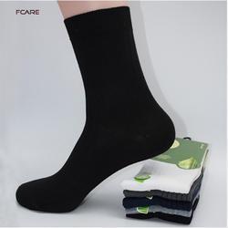 Fcare 10 шт. = 5 пар 40, 41, 42, 43 bamoo волокно Мужская одежда носки бизнес носки calcetines