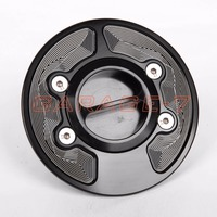 8 Colors CNC Billet Fuel Tank Cover For BMW R1200S 2006 2008 Motorcycle Accessories High quality Gas Cap Petrol Covers 2007