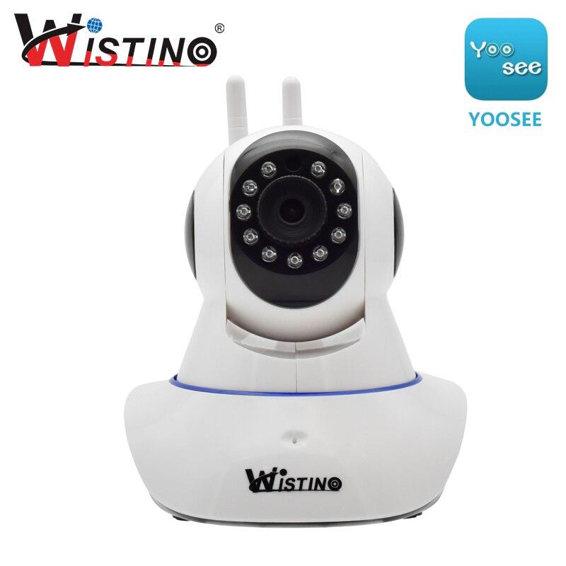 Wistino CCTV IP Camera Wi-Fi HD 720P WiFi Camera Home Security Baby Monitor Alarm Indoor Surveillance Audio P2P IR Night Vision wistino cctv bullet ip camera xmeye waterproof outdoor 720p 960p 1080p home surverillance security video monitor night vision