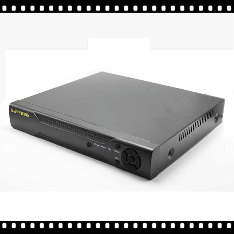 AHDM DVR 4Channel 8Channel AHDNH CCTV AHD DVR Hybrid DVR/1080P NVR 4in1 Video Recorder For AHD Camera IP Camera Analog Camera