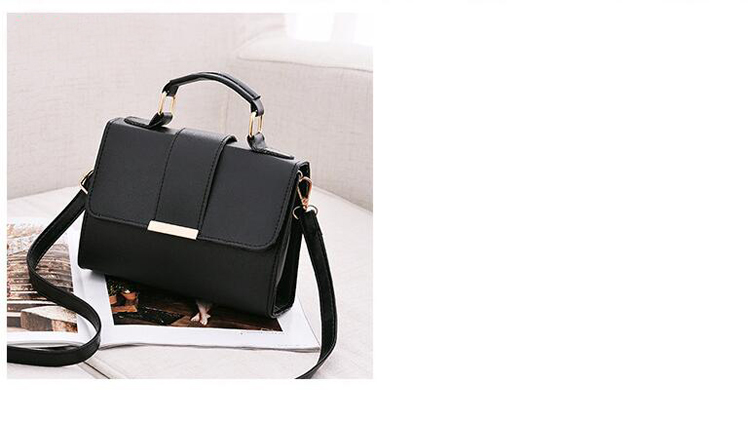 Summer Fashion Women Bag Leather Handbags PU Shoulder Bag Small Flap Crossbody Bags for Women Messenger Bags At Cheap Price 5