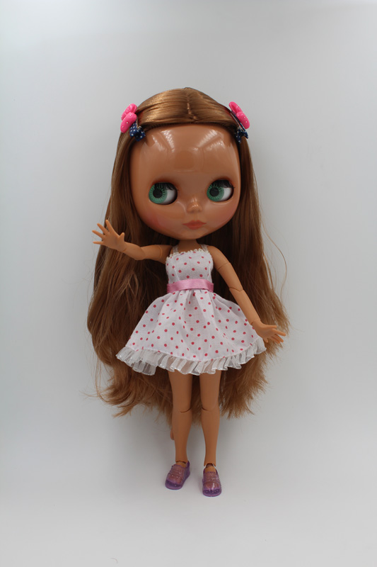 Free Shipping Top discount JOINT DIY Nude Blyth Doll item NO. 231J Doll limited gift special price cheap offer toy USA for girl free shipping big discount rbl 11 15 diy nude blyth doll birthday gift for girl 4 colour big eyes with beautiful hair cute toy