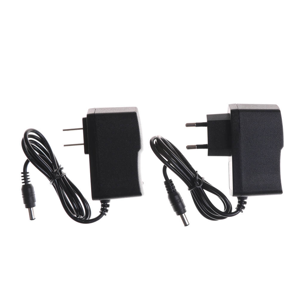 12 6V1A AC 100 240V Converter Adapter DC 12 6V 1000mA 5 5mm