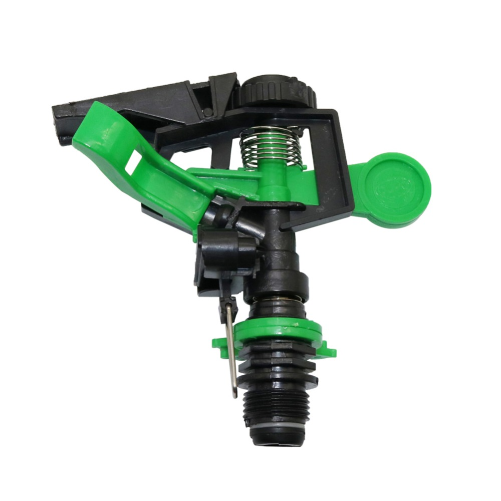 360 Angle Rotating Sprinkler With 1/2 Inch Male Thread Agriculture Lawn Watering Garden Irrigation 1 Pcs