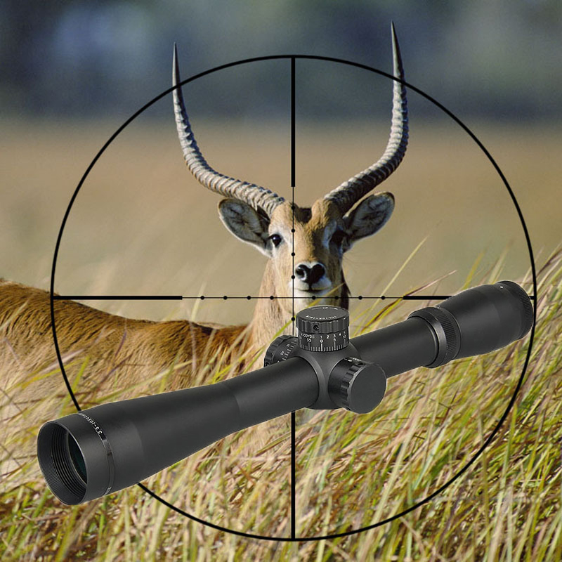 Tactical Riflescope M3 3.5-10x40 Scope Monocular Telescopic Outdoor Reticle Sight With Scope Mount Gz10358