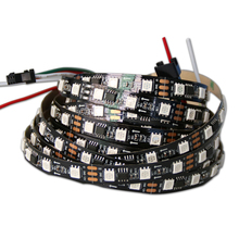 0.5m-5m smart light strip WS2811 Programmable Addressable 30/60 leds/m External 1 IC 2811 Control 3 Leds 5050 RGB tape