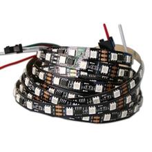0.5m-5m smart light strip WS2811 Programmable Addressable 30/60 leds/m External 1 IC 2811 Control 3 Leds 5050 RGB tape light