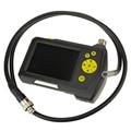 CrazyFire Endoscópio 8.2mm 2.7 ''Full Color Tela LCD Suporte de Câmera Tubo Cobra Inspeção Endoscópio 1 M Tubo Flexível o Cartão Do TF