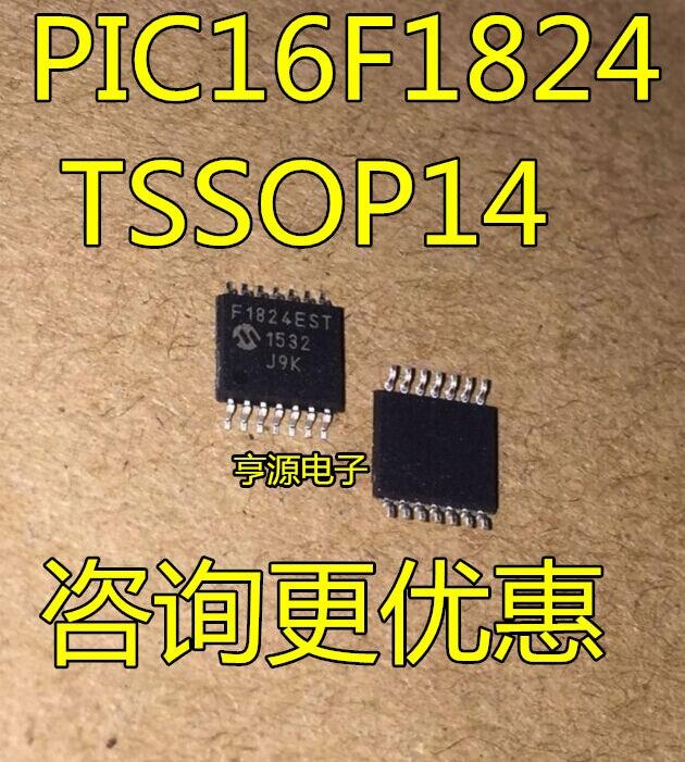 Цена PIC16F1824-E/ST