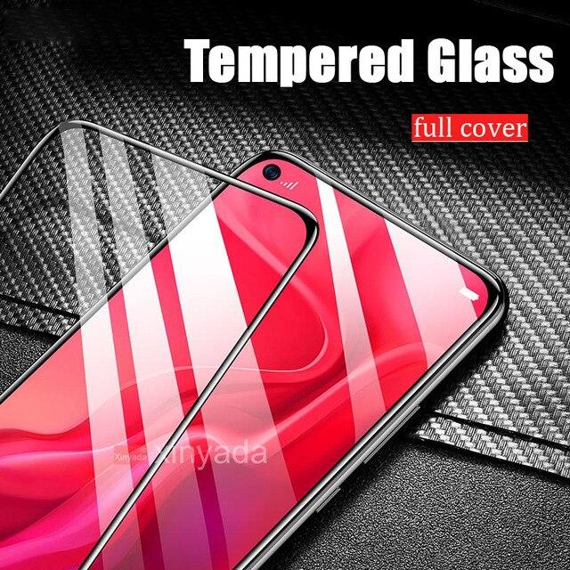 2 шт. закаленное Стекло для huawei Honor V20 V10 Экран Защитная ЖК защиты плёнка полностью покрывающая