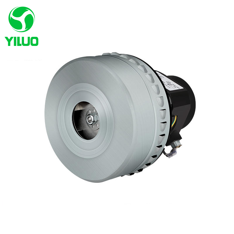 24V low noise copper motor 143mm diameter with good quality for washing machine