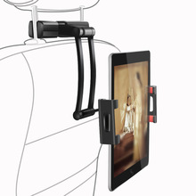 5-11 inch Tablet Stand Adjustable Car Seat Headrest Mount Holder for 2018 iPad 9.7 / Air 2 / Pro 9.7 / mini 4 / Samsung Tablet