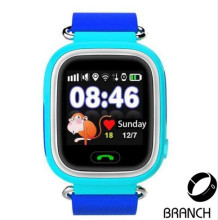 Hot GPS smart watch baby watch Q90 SOS Call Location Device Tracker for Kid Safe Anti-Lost Monitor gps child tracking bracelet