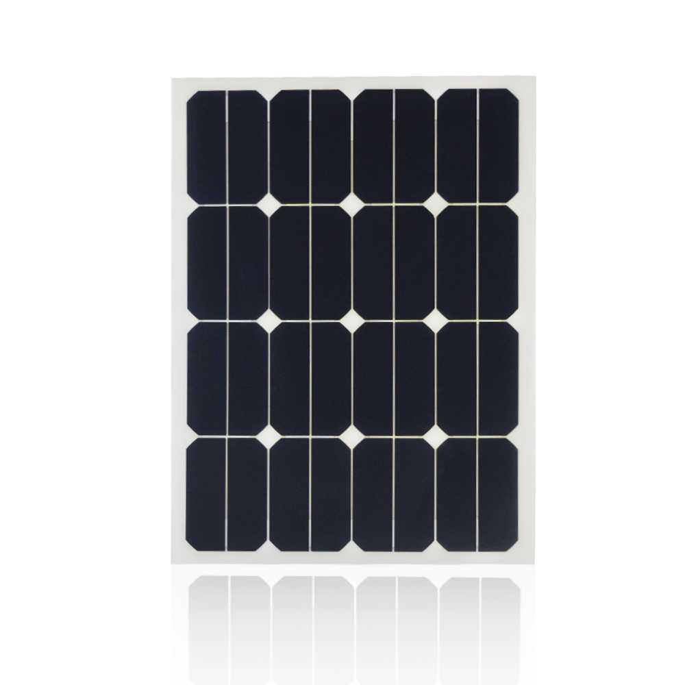 Xinpuguang 18V 30 w 40w 50w 60w flexible solar panel mit kabel photovoltaik für 12V batterie RV auto boot