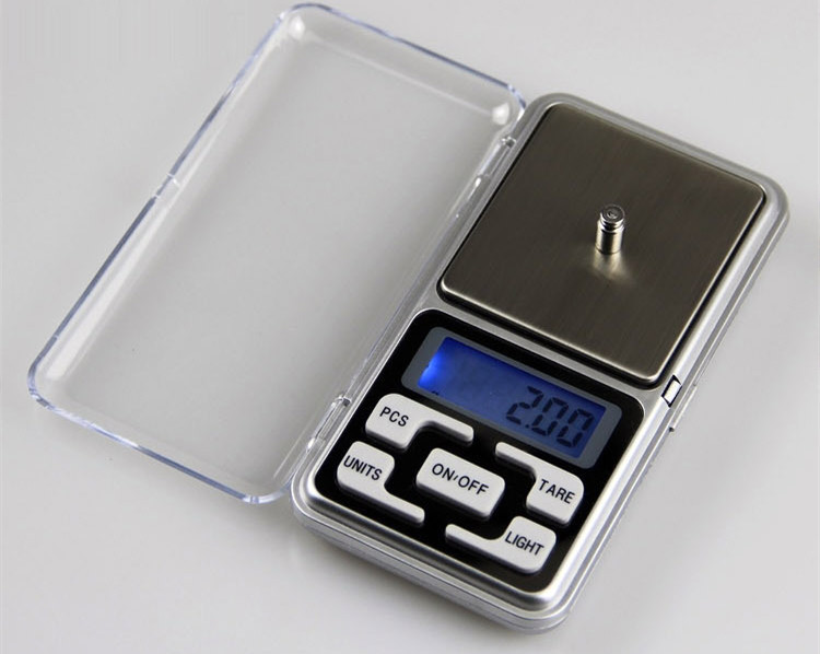 200g X 0 01g Mini Electronic Digital Jewelry Scale Balance
