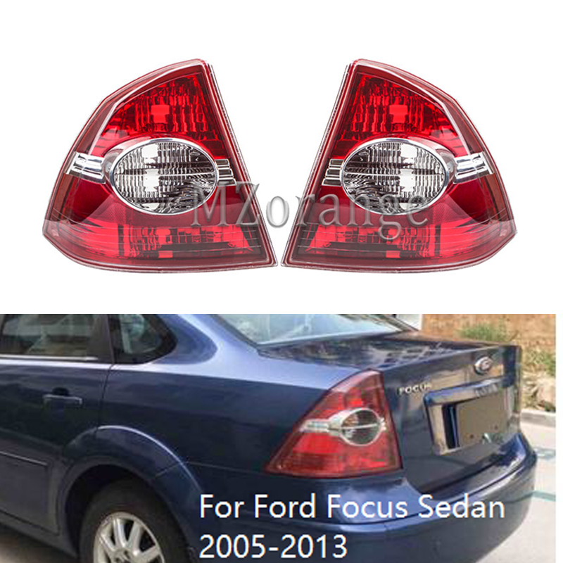 Fast Shipping Rear Tail <font><b>Light</b></font> Lamp For <font><b>Ford</b></font> <font><b>Focus</b></font> Sedan 2005 2006 2007 2008 2009 2010 2011 <font><b>2012</b></font> 2013 Car Styling Accessories image