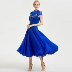 Бальных танцев конкурс платье, Одежда для танцев бальные платье для вальса костюмы для румбы Бальные танцы платье фокстрот Бальные платья