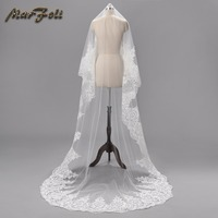 Ivory White Champagne New Wedding Wedding Formal Dresses Fitting Veil T011