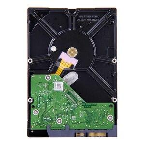 """Image 4 - Western Digital WD סגול 2TB 3.5 """"מעקבים HDD 64MB SATA 6 Gb/s כונן קשיח פנימי עבור וידאו מקליט NVR WD20EJRX"""