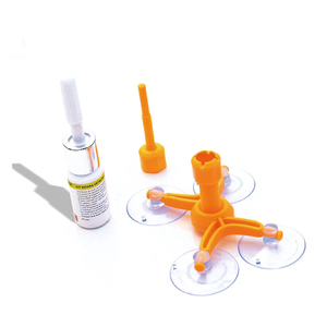 Image 5 - Auto Styling Voorruit Reparatie Kits Autoruit Glas Kras Voorruit Crack Herstellen Hars Sealer Diy Auto Reparatie Tool Poling