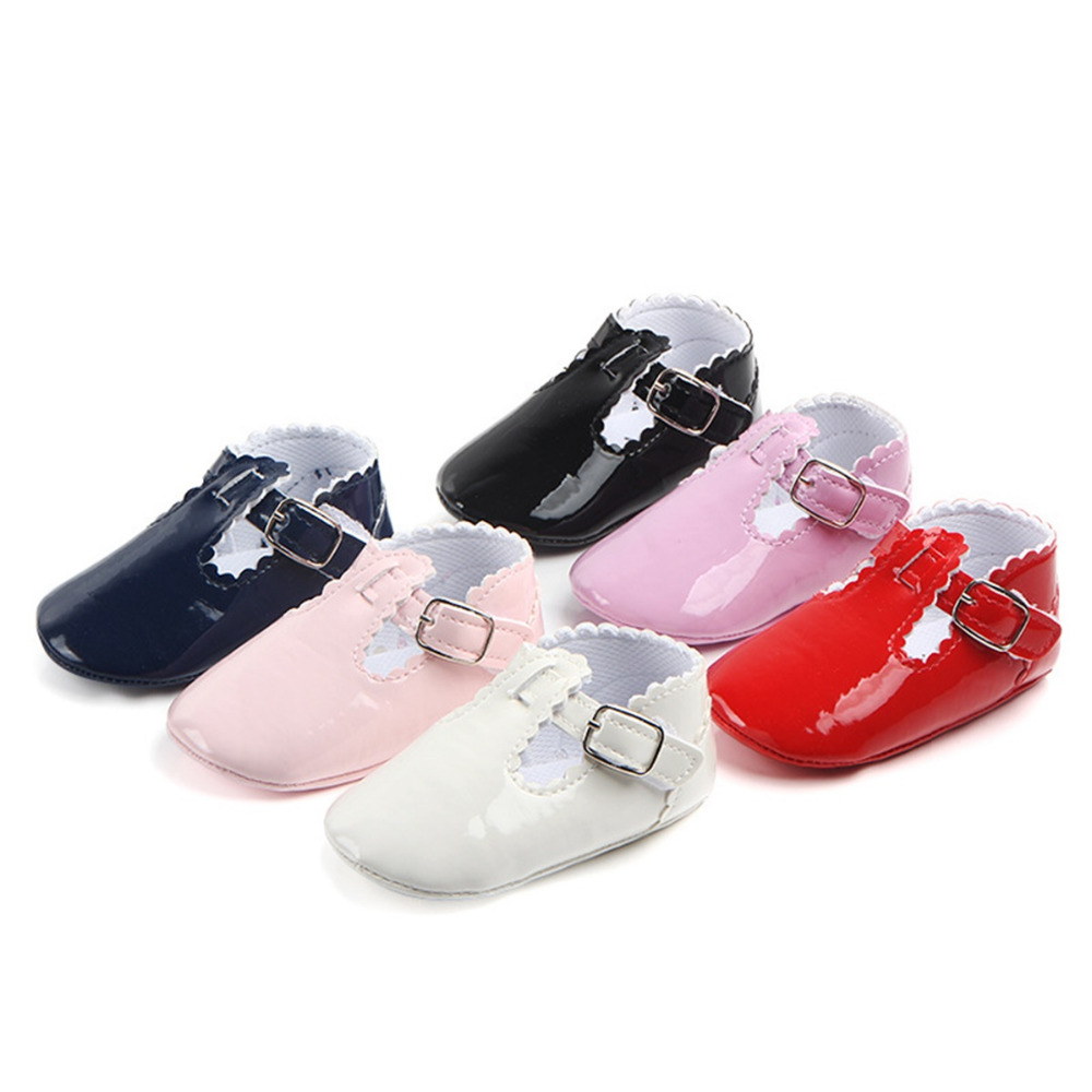 Baby Shoes PU Suede Leather Newborn Girl Moccasins Soft Fringe Soled Non-slip Footwear Crib Autumn Toddler Shoes First Walkers