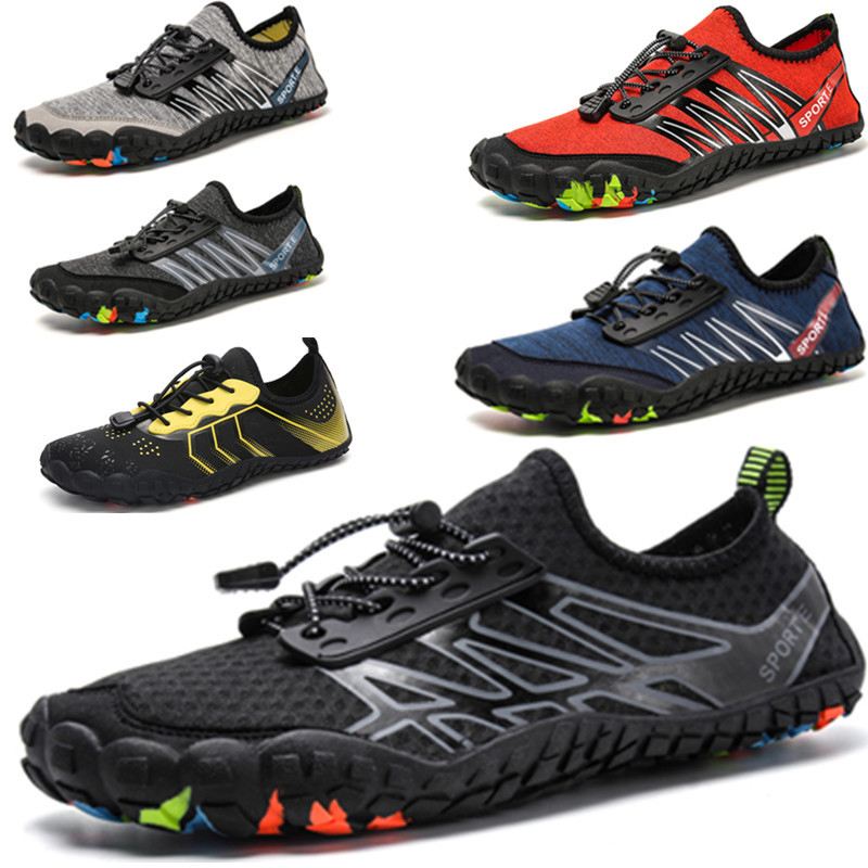 Unisex Sneakers Water Shoe Men Barefoot Outdoor Beach Sandals Upstream Aqua Shoes Quick Dry Sea Swimming Shoes Fishing Shoes
