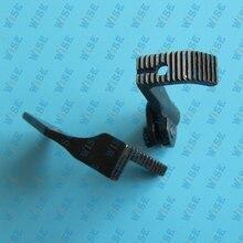 Juki DNU241 DNU 1541 LU 562 LU 563 Zipper Right Left Walking Foot 240517 240518