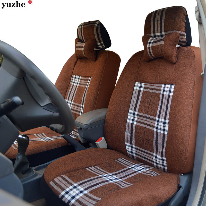 Universal Car seat covers For Jaguar  Alfa Romeo Fiat Maserati Volvo Skoda BYD Great Wall Haval Chery Geely Lifan accessories