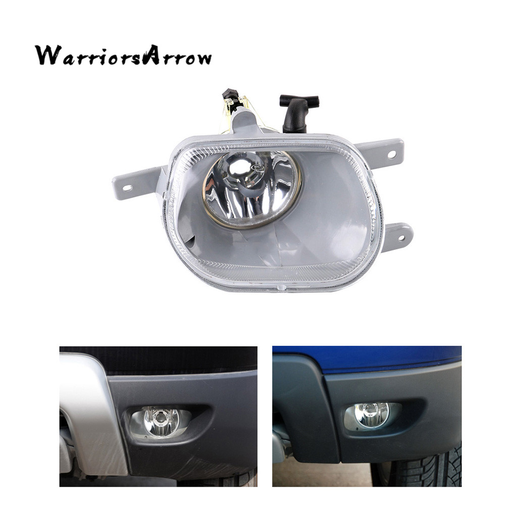 WarriorsArrow Left Fog Light Driving Lamp No Bulb For Volvo XC90 2003 2004 2005 2006 2007 2008 ...