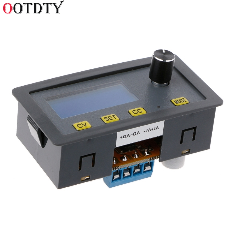 OOTDTY 1Pc 5A DC-DC Step-Down Module Adjustable Step Down Voltage Buck Module Power Supply 6V-32V to 0-32V LCD Display Converter pezzo pezzo pnlpp21671 160p