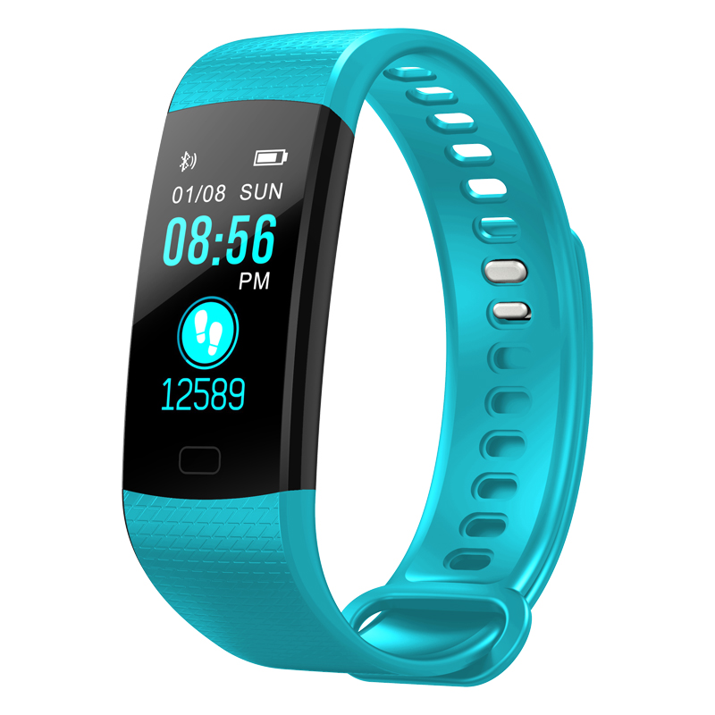 Hiwego Sport Bracelet Watch Women Men LED Waterproof Smart Wrist Band Heart rate Blood Pressure Pedometer Clock For Android iOS hiwego sport bracelet watch women men led waterproof smart wrist band heart rate blood pressure pedometer clock for android ios