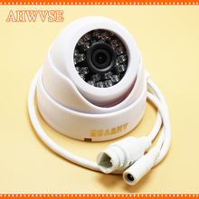 POE IP Camera 1mp 720P Full HD Wired P2P Onvif Night Vision Android CCTV Network IP Kamera Indoor