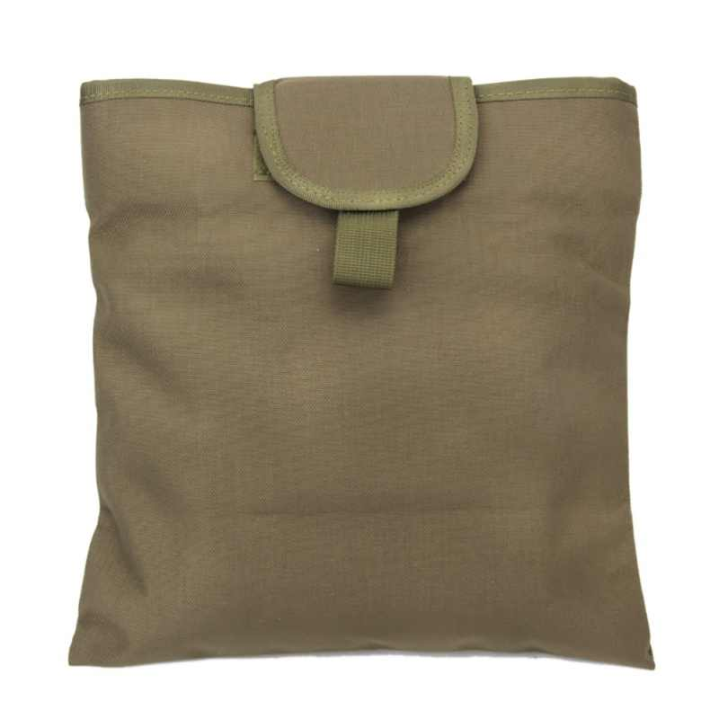 Magazine Recycling Bags Sundries Nylon emerson Tactical Drop Pouch Airsoft Military Multicam Camouflage Folding Bag