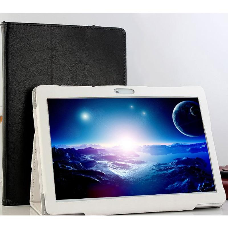 CARBAYTA Octa Core 3g Tablet 4 gb RAM 64 gb ROM 1920*1200 Double Caméras 8MP Android 8.0 tablet 10.1 pouce S109 Livraison Cadeau Case Cove