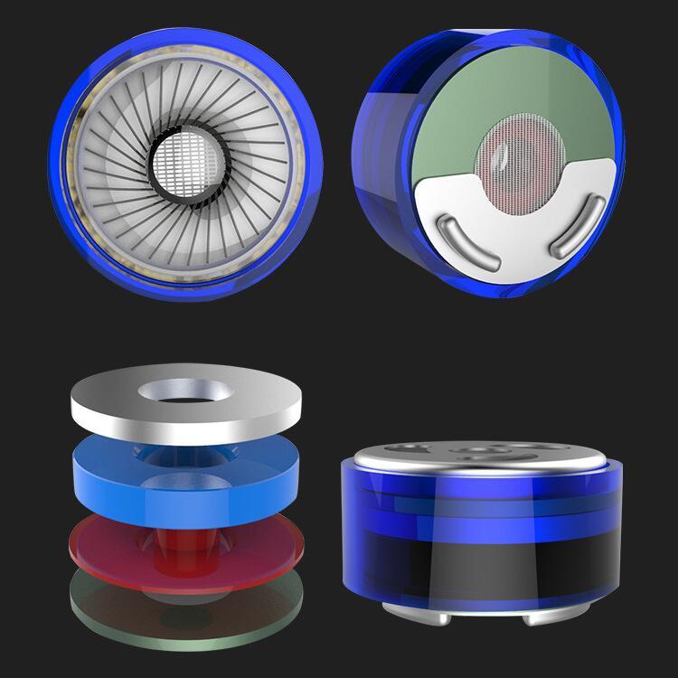 1 Pair NICEHCK 10mm KZ Earphone Speaker Unit For DIY Headset Earphone DIY United Headphones Speaker Accessories Free Shipping