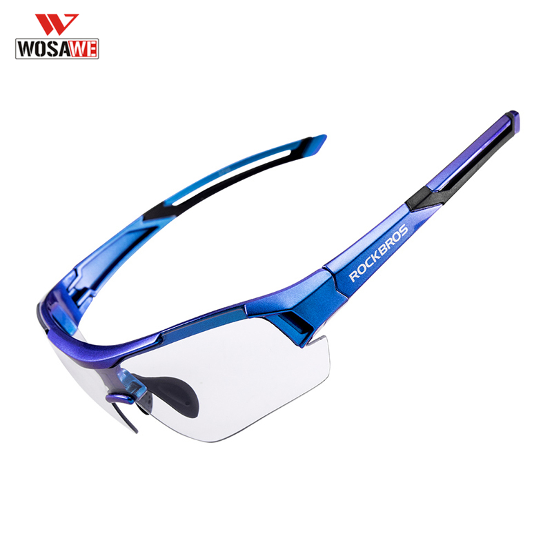 Riding Cycling Glasses Sport Ski Goggles Motocycle Glasses Polarized Sunglasses Removable frame UV 400 Fishing Eyewear Men Women(China)