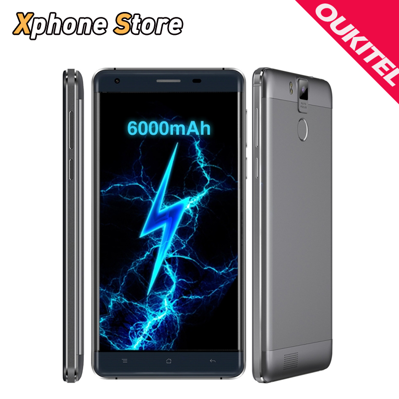 OUKITEL K6000 Pro Android 6 0 MTK6753 Octa Core Phone 5 5 inch 4G LTE 32GB