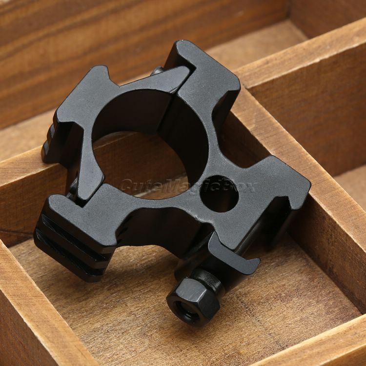 Tatical tri-trilho 3 lados 25.4 30mm anel