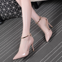 Small Size For Women S Shoes 31 32 33 Single Shoes Point 7 Cm 43 Big