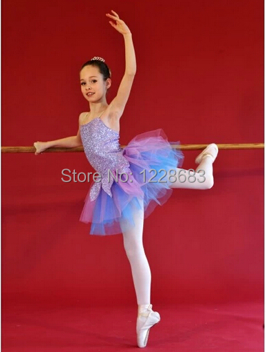 eb055f912 Free Shipping Dance Wear Girl Party Dress Tutu Dress Toddler Ballet ...